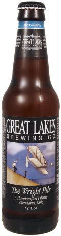 Great Lakes The Wright Pils - Pilsener