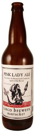Cisco Pink Lady - Fruit Beer