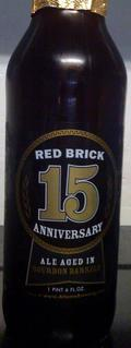 Red Brick 15th Anniversary Ale - American Strong Ale 