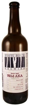 White Birch Barrel Aged Wild AKA - Sour Ale/Wild Ale