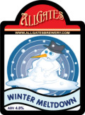 AllGates Winter Meltdown - Golden Ale/Blond Ale
