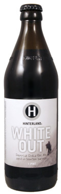 Hinterland Whiteout - Imperial/Double IPA