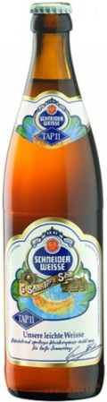 Schneider Weisse Tap 11 Mein Leichtes - German Hefeweizen