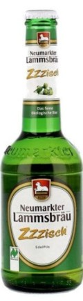 Neumarkter Lammsbru Zzzisch Edel Pils - Pilsener