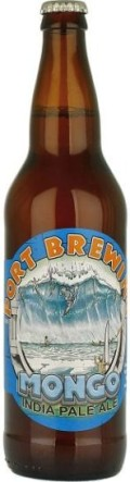 Port Brewing Mongo IPA - Imperial/Double IPA