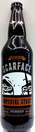 Speakeasy Scarface Imperial Stout - Imperial Stout