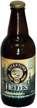 Rivertown Helles Lager - Dortmunder/Helles