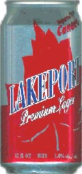 Lakeport Premium Lager - Pale Lager
