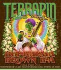Terrapin Hop Karma Brown IPA - Black IPA