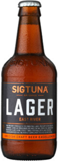 Sigtuna East River &#40;Spring&#41; Lager - Amber Lager/Vienna