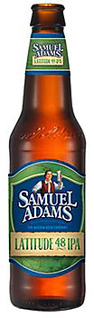 Samuel Adams Latitude 48 IPA - India Pale Ale (IPA)