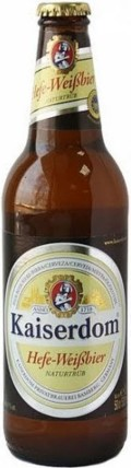 Kaiserdom Hefe-Weissbier - German Hefeweizen