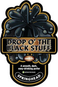 Springhead Drop O The Black Stuff - Porter