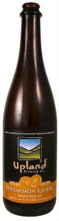 Upland Persimmon Lambic - Lambic - Fruit