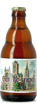 Hopduvel Gentse Tripel - Abbey Tripel