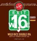 Flying Fish Exit 16 WE - Imperial/Double IPA