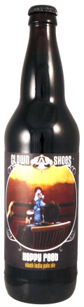 Clown Shoes Hoppy Feet Black IPA - Black IPA