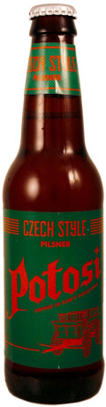 Potosi Czech Style Pilsener - Czech Pilsner/Sv&#283;tl