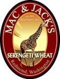 Mac and Jacks Serengeti Wheat - Wheat Ale
