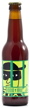 Mikkeller 1000 IBU - Imperial/Double IPA