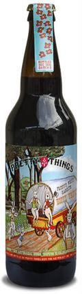 Pretty Things Fluffy White Rabbits Hoppy Triple - Abbey Tripel