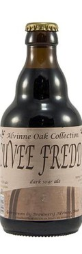 Alvinne Cuv�e Freddy - Sour Red/Brown
