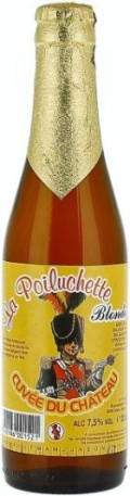 Poiluchette Blonde Cuve du Chteau - Belgian Strong Ale