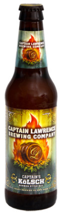 Captain Lawrence Captains Kolsch - K�lsch