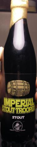 New England Imperial Stout Trooper Bourbon Barrel  - Imperial Stout