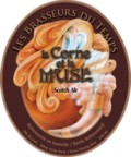 Les Brasseurs du Temps La Corne et la Muse - Scotch Ale