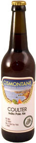 Cismontane Coulter IPA - India Pale Ale (IPA)