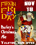 Barleys Christmas Ale - Spice/Herb/Vegetable
