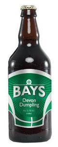 Bays Devon Dumpling - Golden Ale/Blond Ale