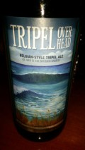 Mother Earth Barrel Aged Tripel Over Head - Abbey Tripel