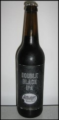 Amager Double Black IPA - Black IPA