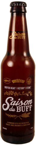 Stone / Dogfish Head / Victory Saison du BUFF - Saison