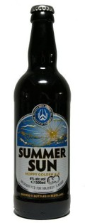 Williams Brothers Summer Sun - Golden Ale/Blond Ale