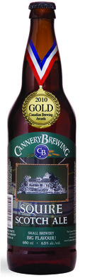 Cannery Squire Scotch Ale - Scotch Ale