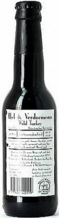 De Molen Hel & Verdoemenis &#40;Wild Turkey Barrel&#41; - Imperial Stout