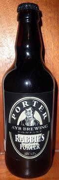 Ayr Rabbies Porter - Porter