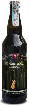 Pretty Things Field Mouses Farewell - Saison