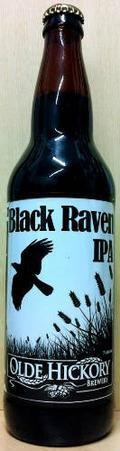 Olde Hickory Black Raven IPA - Black IPA