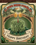 Alpine Beer Company Hoppy Birthday - American Pale Ale
