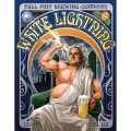 Full Pint White Lightning - Belgian White (Witbier)