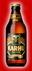 Karhu Tosi Vahva - Malt Liquor