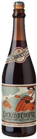 Uinta Crooked Line Cockeyed Cooper  - Barley Wine