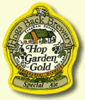 Hogs Back HOP Hop Garden Gold &#40;Cask&#41; - Bitter