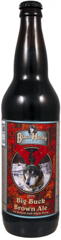 Black Husky Big Buck Brown Ale - Brown Ale