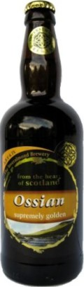 Inveralmond Ossian Ale &#40;Bottled&#41; - Golden Ale/Blond Ale