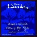 Cisco Full & By Rye Woods - Sour Ale/Wild Ale